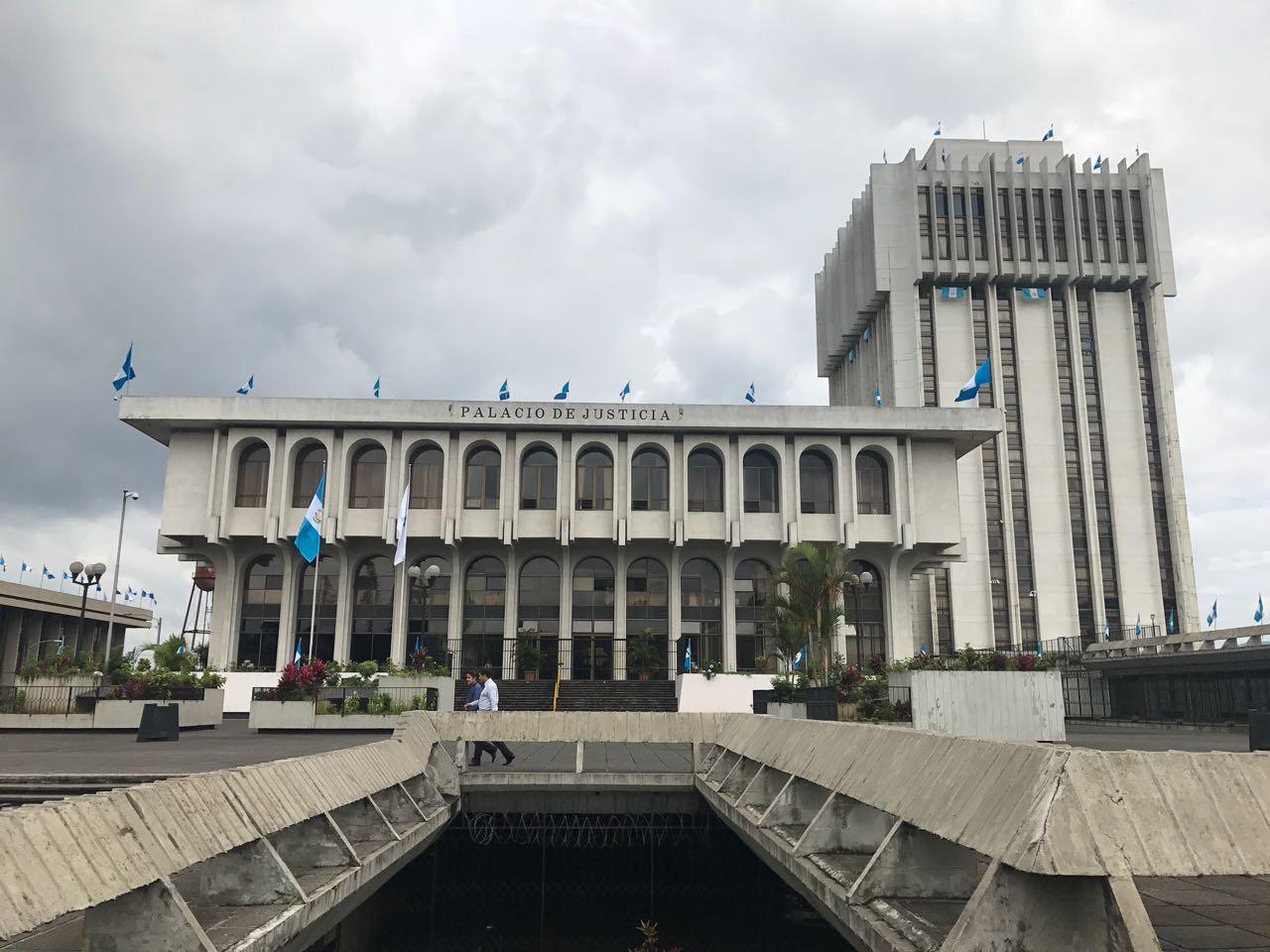 csj , fachada, corte suprema de justicia , palacio de justicia, tribunales