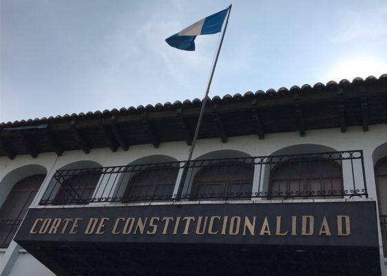 CC , CORTE DE CONSTITUCIONALIDAD, ZONA 1