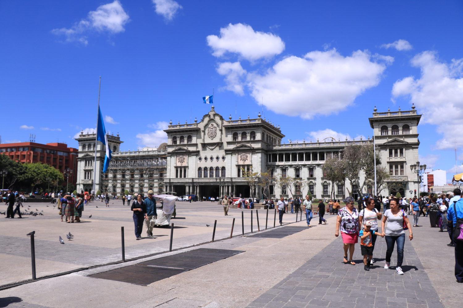 palacio , plaza central,
