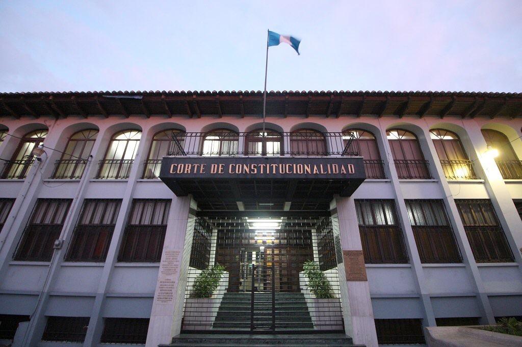 CC, CORTE DE CONSTITUCIONAL, FACHADA, EXTERIOR