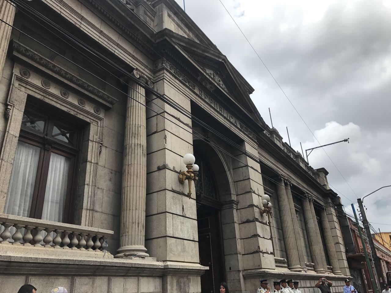 congreso , zona 1 , fachada