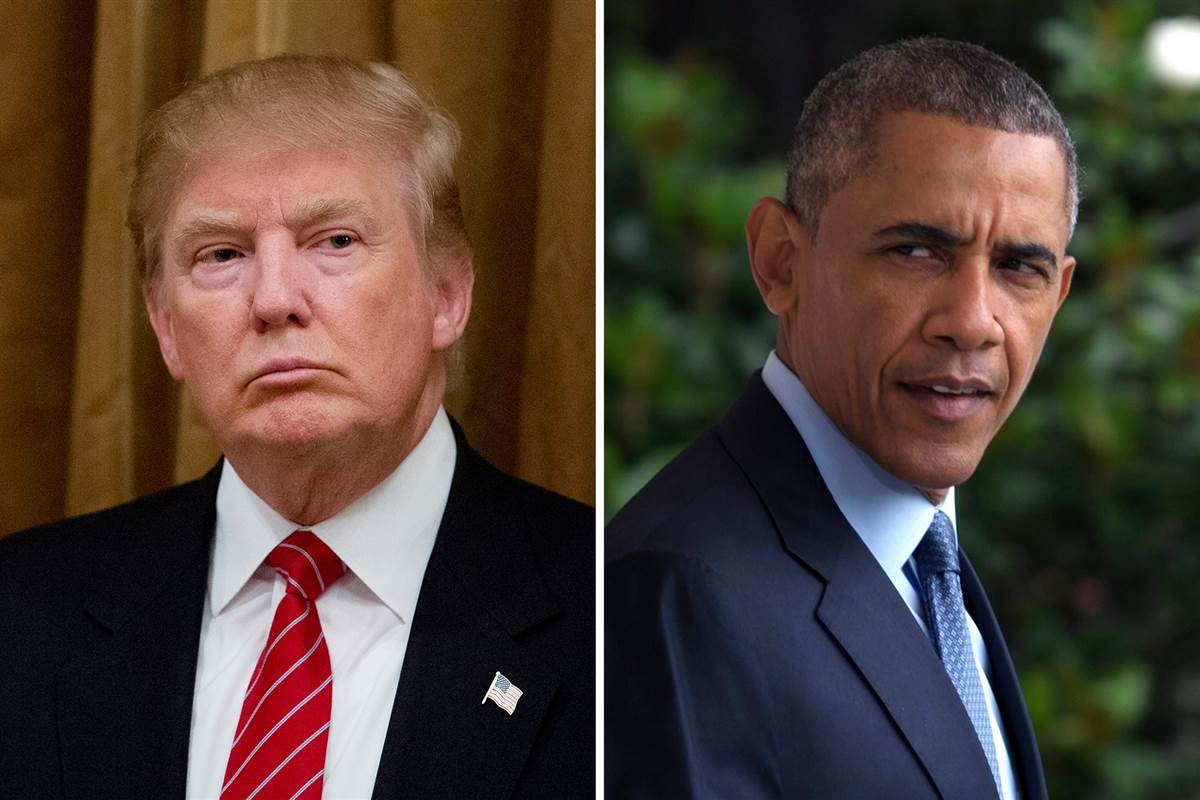 Relación de Trump con Obama ya alcanza una década » República GT ...