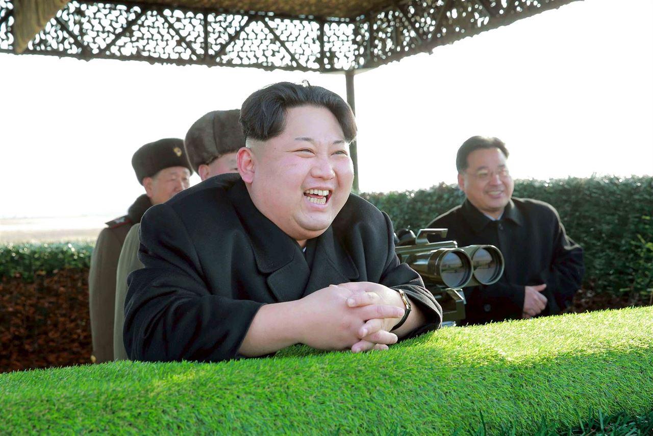 Pyongyang-Corea del Norte-Kim Jong-un