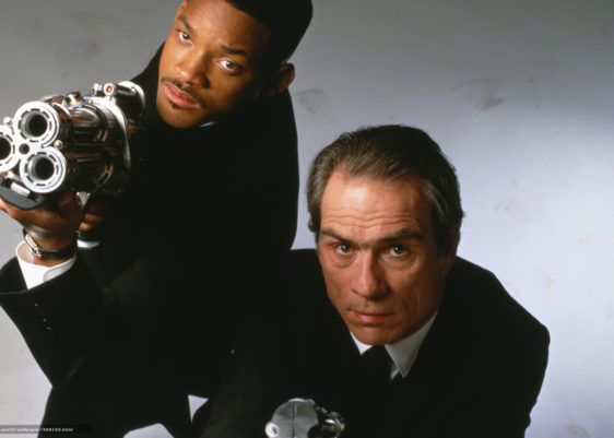tommy lee jones-will smith-comic-men in black 4