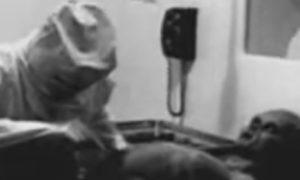 autopsia extraterrestre-falsa-video-Spyros Melaris