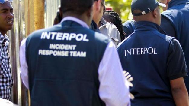 interpol, capturas internacionales