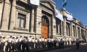 Centro Histórico-Congreso-#Paro20S-paro nacional-Giovani Pérez