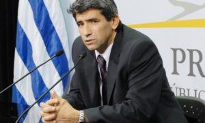raúl sendic renuncia vicepresidente
