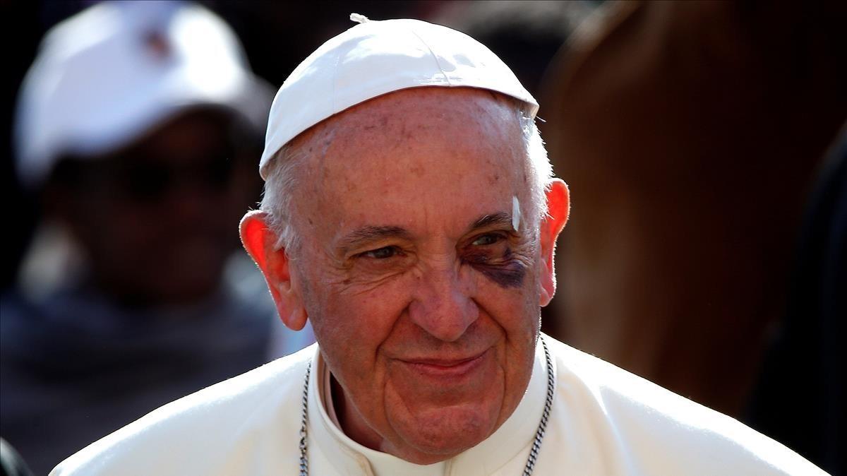 Papa Francisco G7 Fao