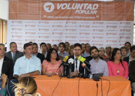 venezuela-Freddy Guevara-oposiciòn-Voluntad Popular-maduro