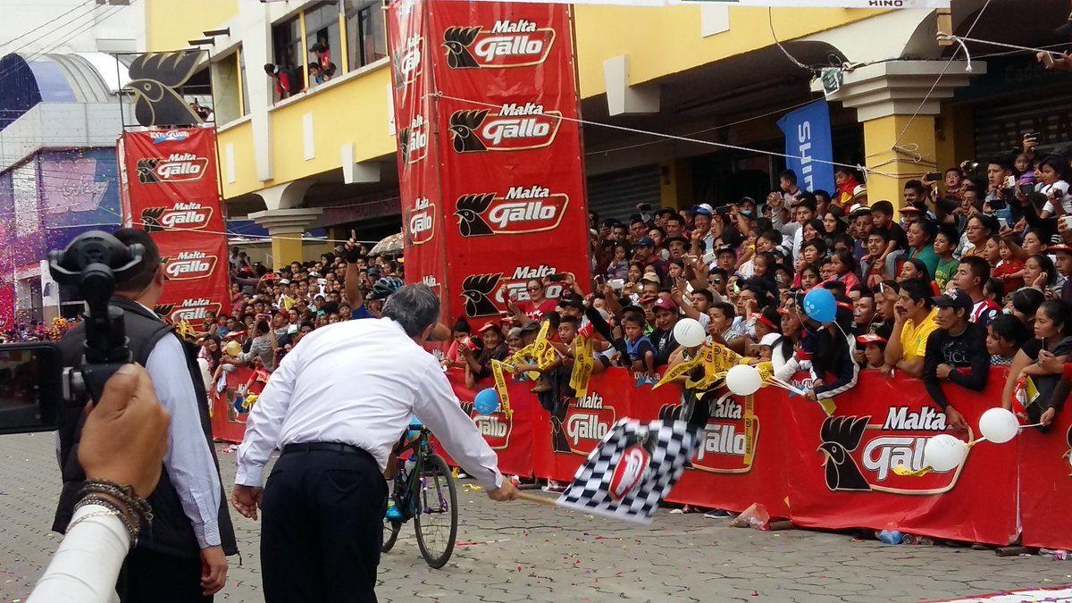 Ecuador gana la séptima etapa, pero Guatemala sigue de líder ...