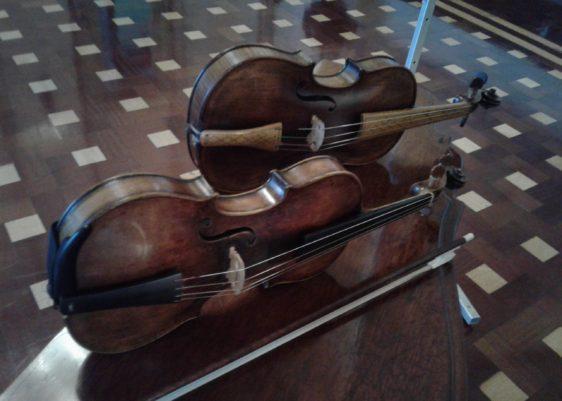 Violines-siglo-xvii