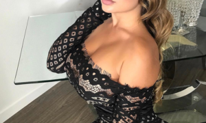 Anastasia Kvitko-instagram-kim Kardashian-rusa