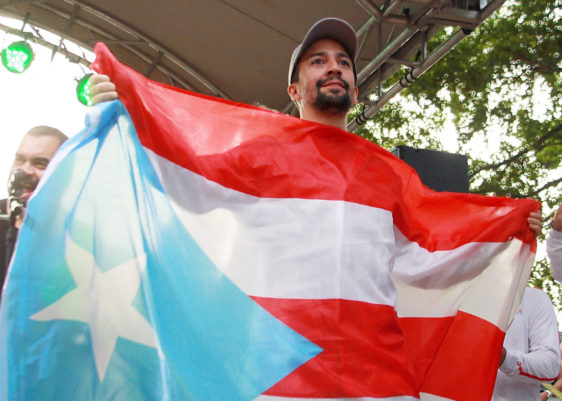 lin manuel-puerto rico-música-Almost Like Praying