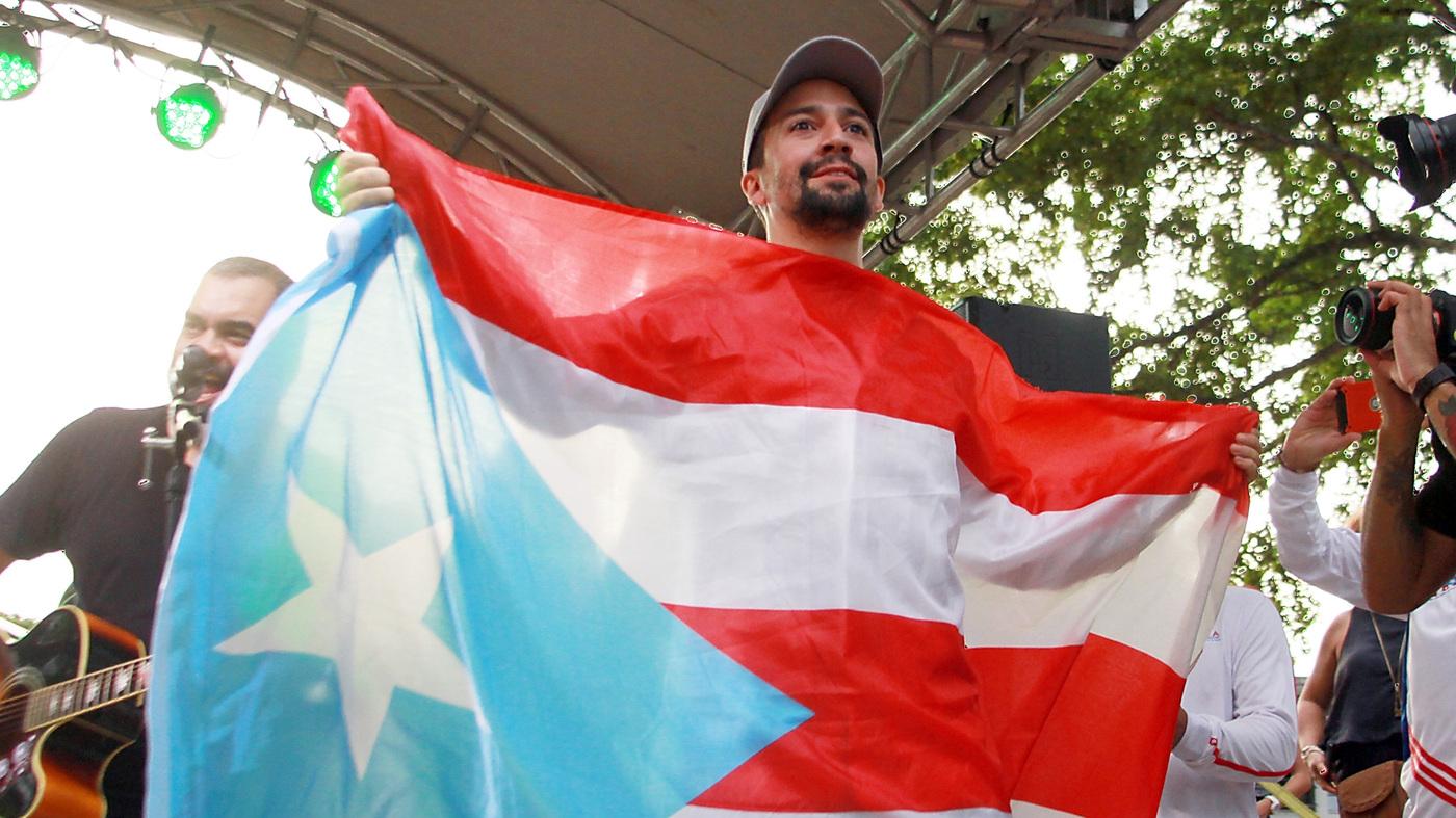 lin manuel-puerto rico-música-Almost Like Praying