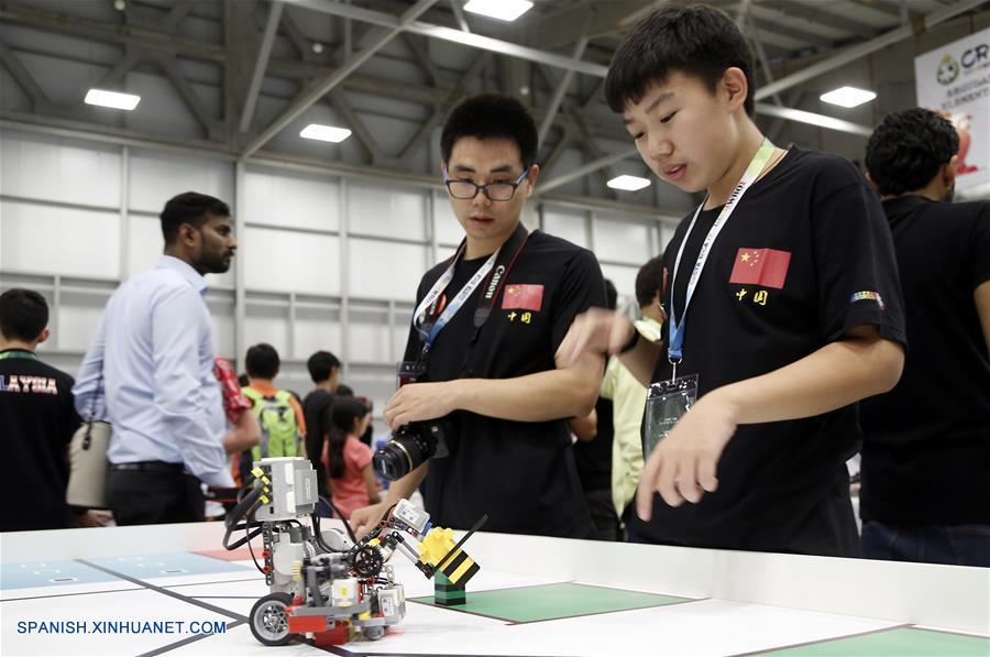 xinhua-olimpiada-robótica-costa rica