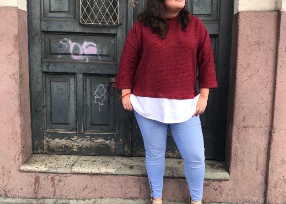 Jeans-pantalones-lona-denim-mezclilla-suéter-punto-noviembre-otoño