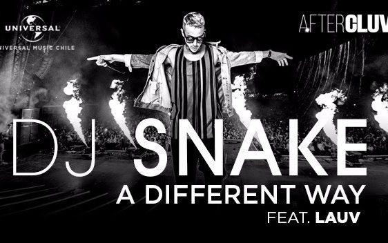 DJ Snake-A Different way-Lauv-video