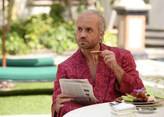 Edgar Ramírez- Gianni Versace en Versace American Crime Story - FX