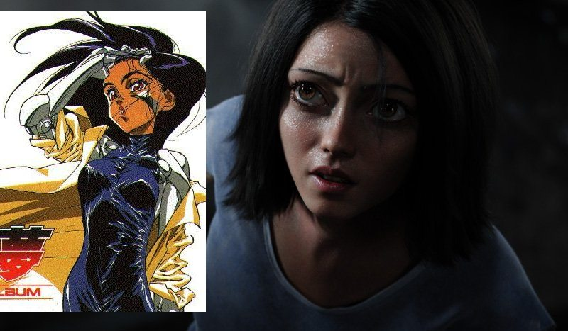 alita-battle angel-triler-adaptación-liveaction