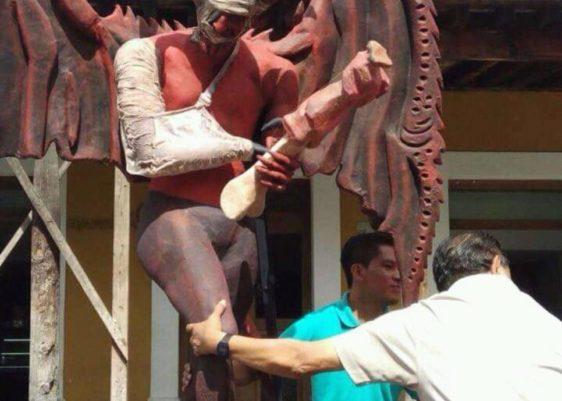 diablo-igss-concepción-antigua-guatemala