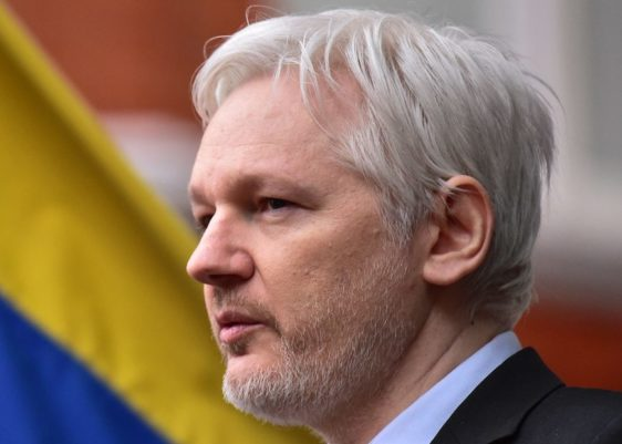 Julian Assange-ecuador-londres