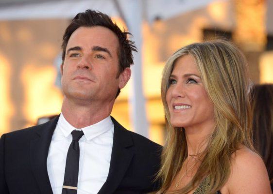 de Jennifer Aniston,Justin Theroux,