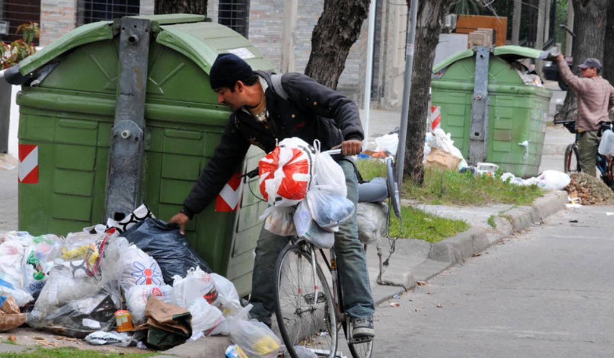 basura, calle, malos hábitos