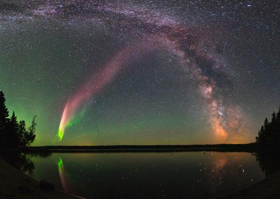 news_aurora, nasa, Krista Trinder