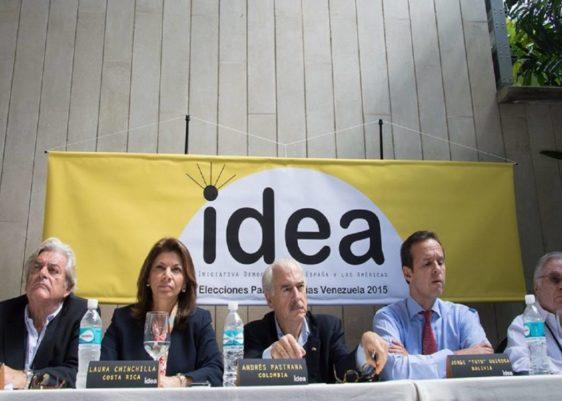 IDEA,cumbre,americas, sansión, maduro, venezuela