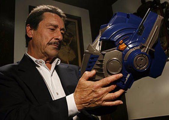 peter cullen, Blas García, Optimus prime, voice, voz