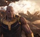 Thanos, avengers infinity war, gabriel arana