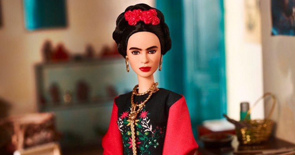 Autoridades de México prohíben venta de Barbie de Frida Kahlo ...