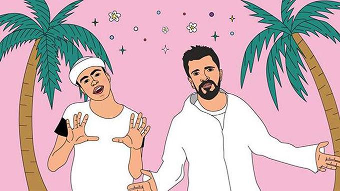 Raymix, Juanes, oye mujer, cumbia, elextrocumbia
