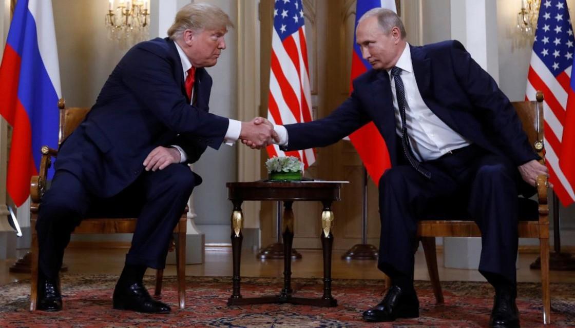 ¿Quién es la única testigo del encuentro Trump-Putin?