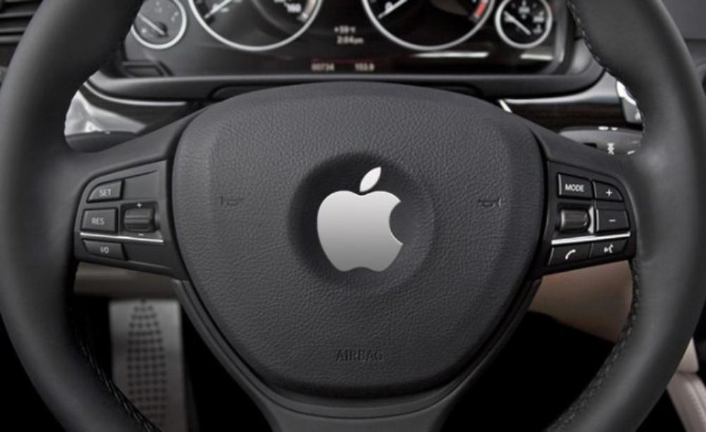 El auto de Apple se lanzaría entre 2023