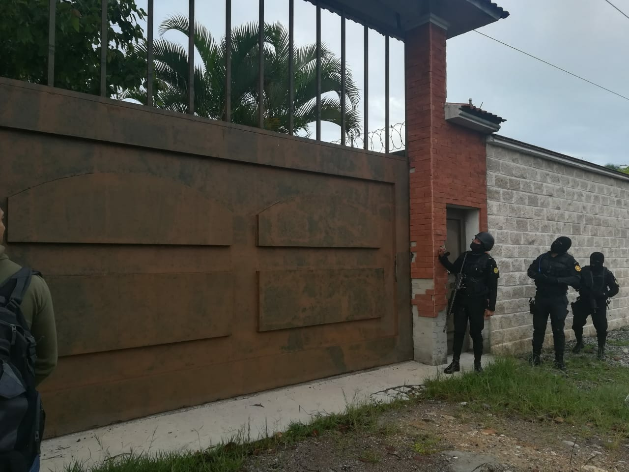 Portal Noticias Veracruz: Operativo transnacional desarticula grupo criminal en Guatemala