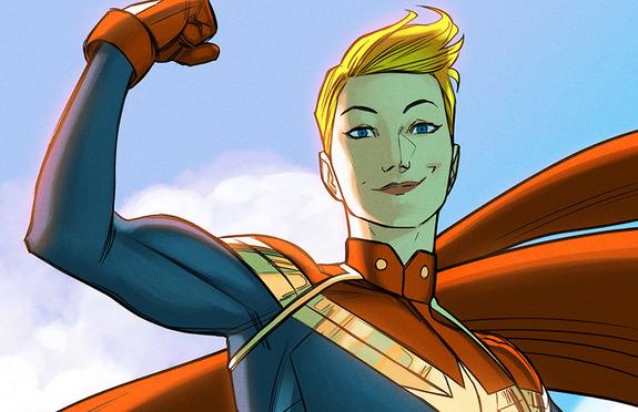 Captain Marvel: esta sería la fecha para el primer tráiler