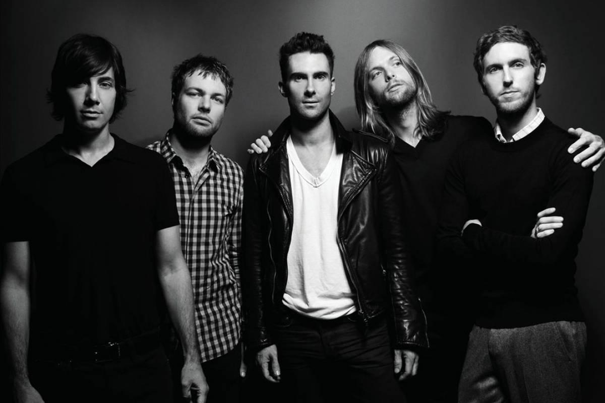 Maroon 5 protagonizará show del próximo Super Bowl