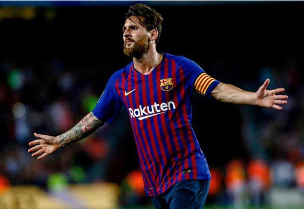Messi llega a los 700 partidos con el FC Barcelona » República.gt 738ef0e661a