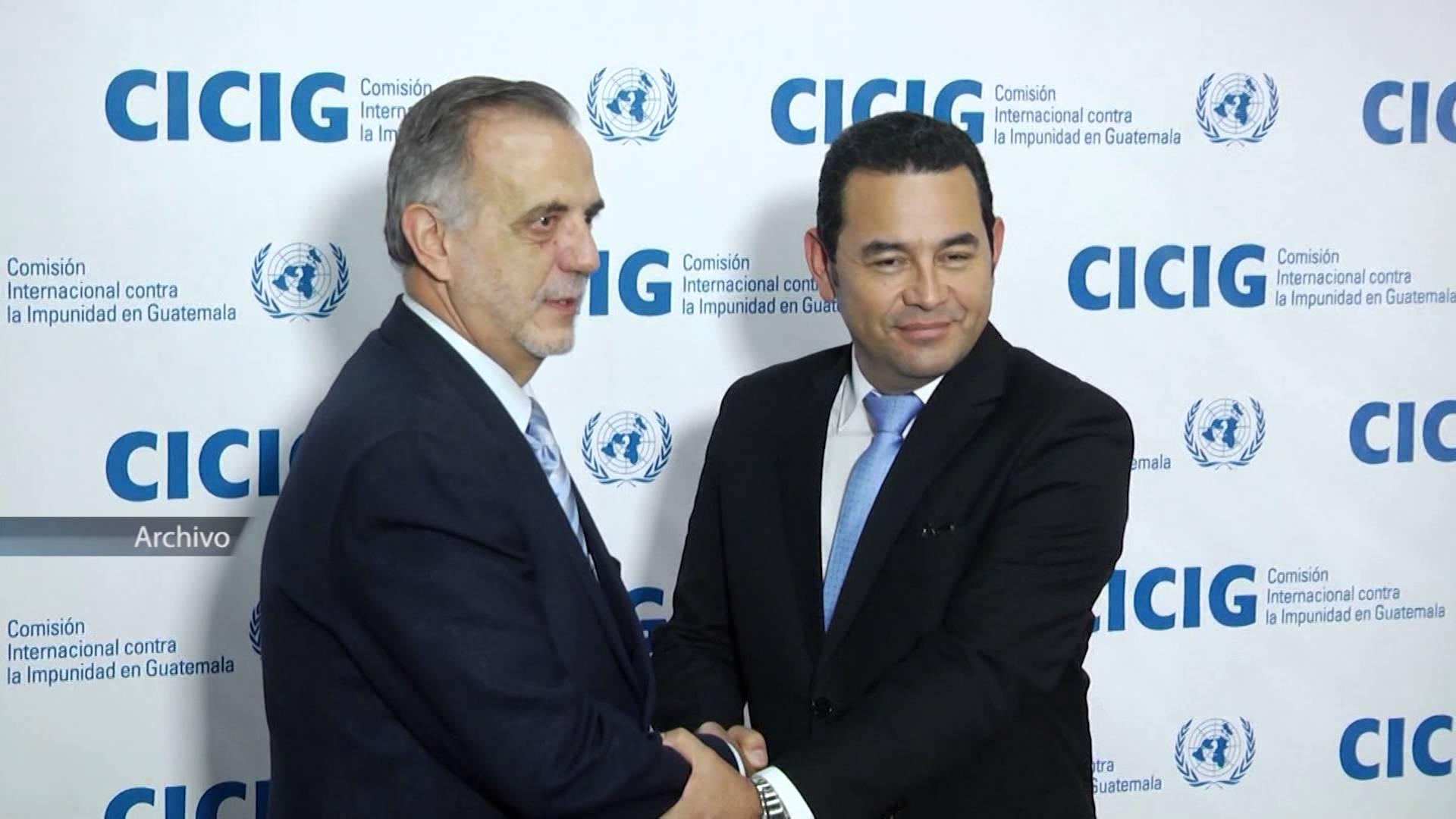 Gobierno revoca visas para intentar minar a la CICIG — Guatemala