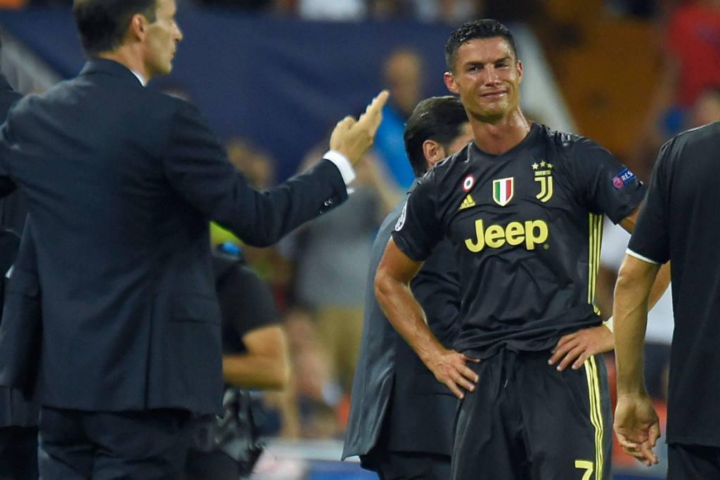 Cristiano Ronaldo y Kathryn Mayorga en la noche de Las Vegas - Deportivo