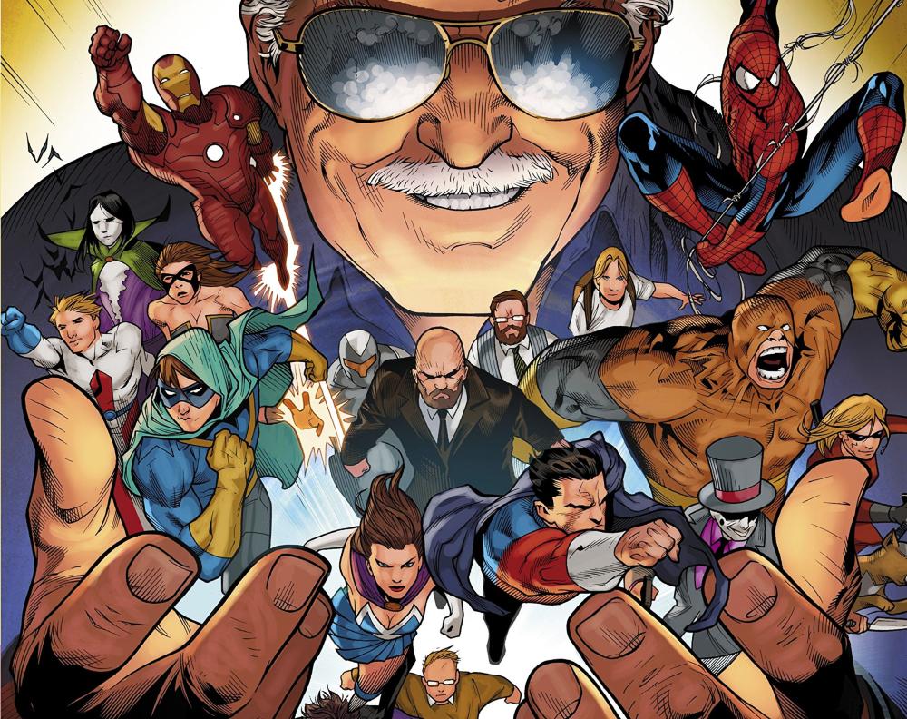 Confirman la muerte de la leyenda del cómic, Stan Lee, a sus 95 años de edad