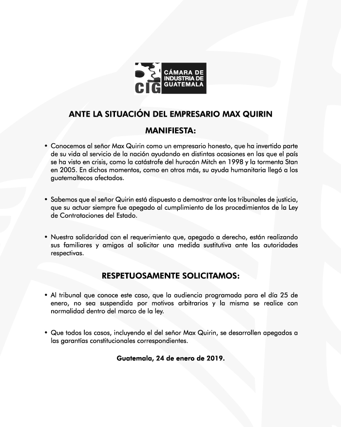 Candidatos A Presidente De Guatemala En Elecciones 2019