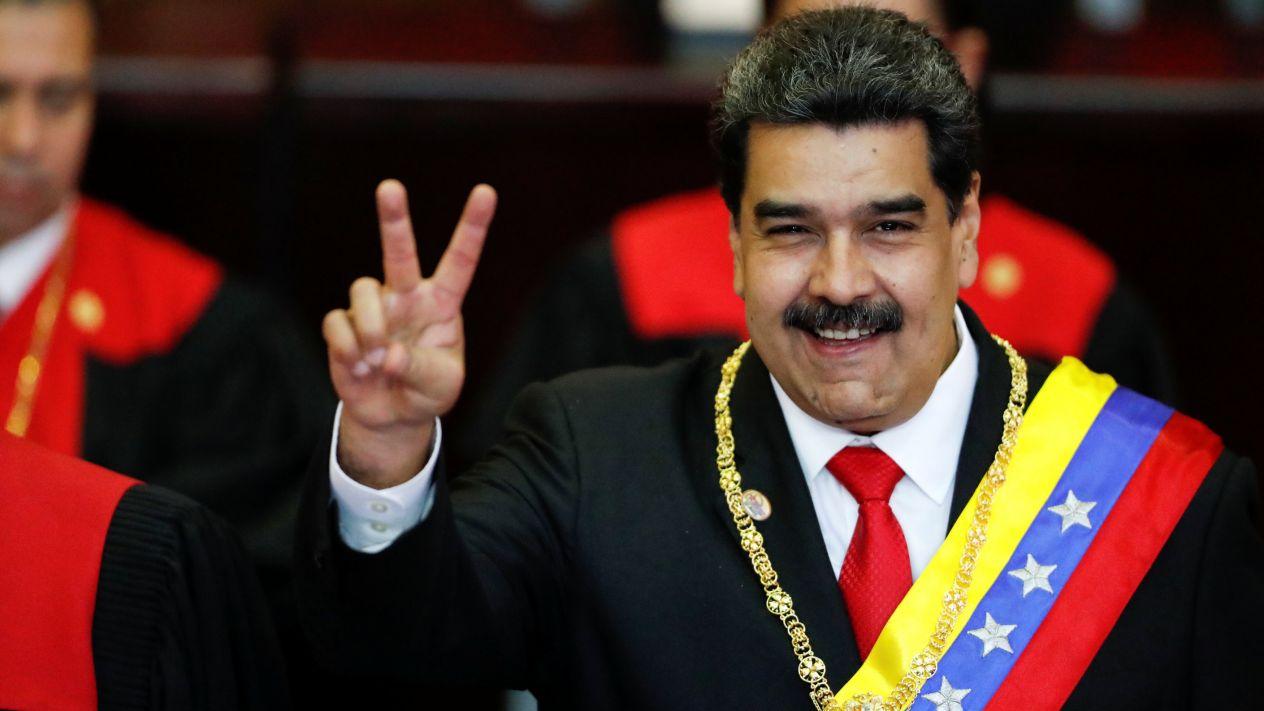 Maduro saca ocho toneladas de oro del Banco Central de Venezuela