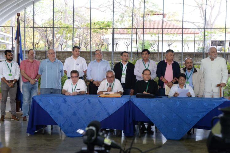 Daniel Ortega y la Alianza Cívica acuerdan liberar a presos políticos nicaragüenses