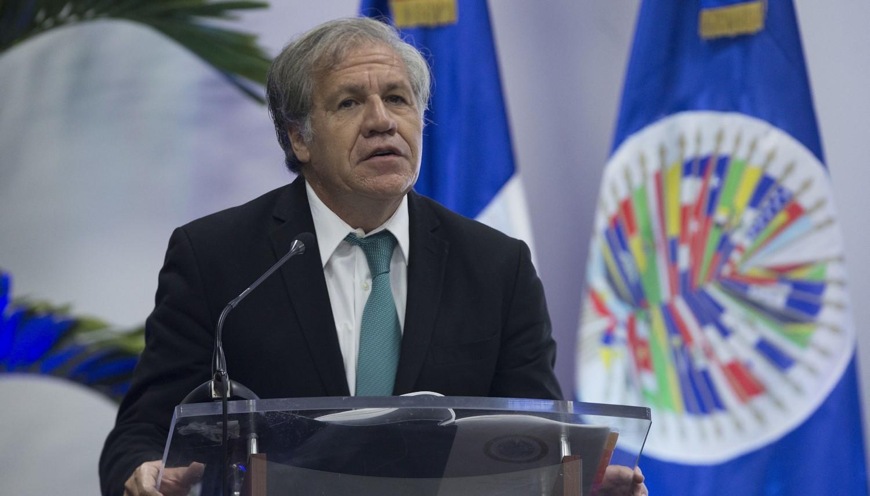 Almagro: Recibimos 40 nuevos casos de víctimas de torturas en Venezuela