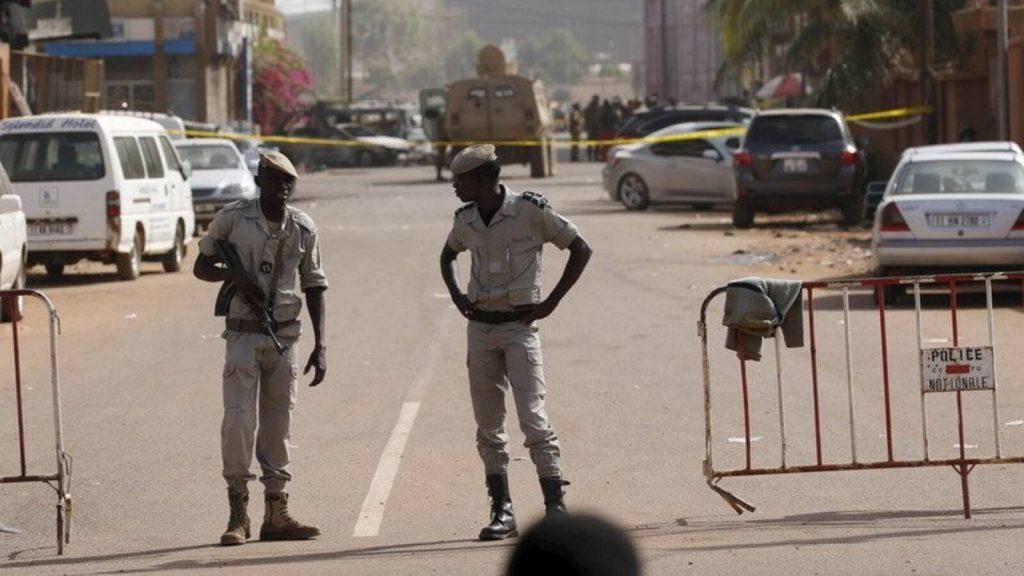 Seis muertos en atentando contra iglesia católica en África