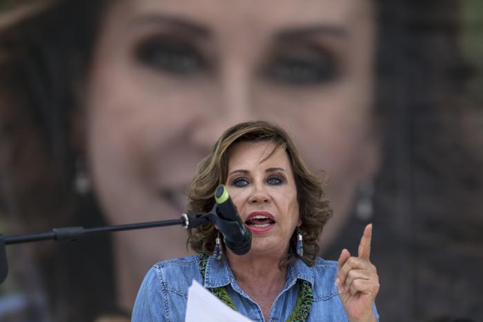 Sandra Torres Casanova