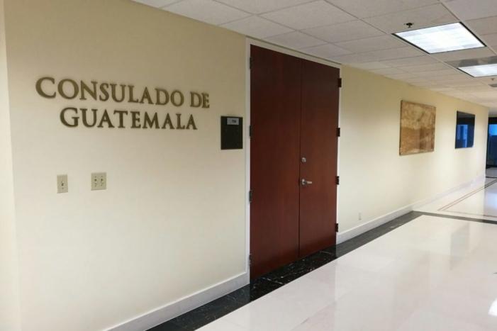 consulado de guatemala EE. UU.